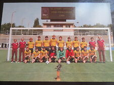Dynamo Dresden-Pokalsieger 1985-Dörner-Minge-Kirsten-Stübner-Häfner-FOTO-Poster
