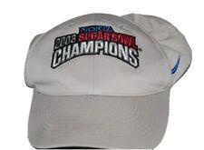 Vintage 2003 Nike Sugar Bowl Champions Hat