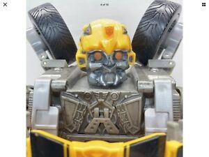 Hasbro 2007 Transformers Ultimate Bumblebee Action Figure Yellow Camaro Large