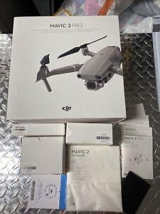 DJI Mavic 2 Pro Drone - Gray EMPTY BOX And Books ONLY: NO DRONE!!!