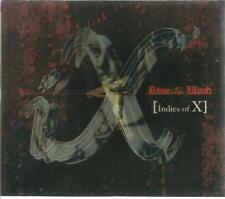 ROSE & BLOOD INDIES OF X JAPAN   NEUF EN BLISTER