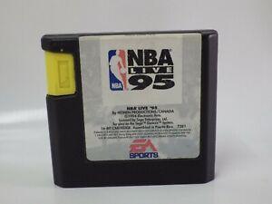 Mega Drive Game NBA Live 95 For SEGA Md EA SPORTS
