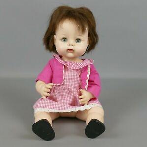 Vintage Madame Alexander 1965 Baby Brunette Doll        |72