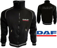 DAF Truck Fleece Jacket LKW XF XC TIR Travel Coat Veste Blouson Parka Jacke Gift