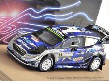 Coches de rally de automodelismo y aeromodelismo Spark, Ford, Escala 1:43
