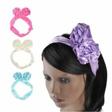 Fabric Wired Headband Hair Accessories for Women