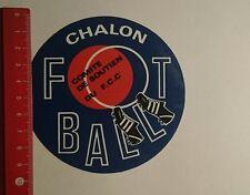 Pegatina/sticker: Chalon Fotball comite de soutien tú la FCC (09121683)
