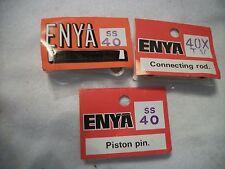 ENYA SS50 MODEL MODEL 6301 ROD & PISTON PIN NIP