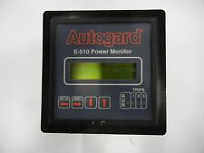 Autogard: Power Monitor E-510A-0000, 120VAC
