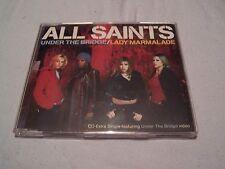 Under the bridge/Lady Marmalade by All Saints CD single 1997 Dance Pop London