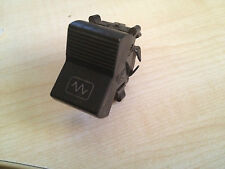 USED FIAT X1/9 X19 128 131 2 POSITION HEATED REAR SCREEN DEMISTER SWITCH 4306127