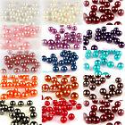 ca.44 Wachsperlen Perlen 10mm Streudeko Hochzeit Kommunion Taufe Tischdeko