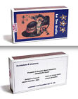 SCATOLA DI 250 FIAMMIFERI MAXI BOX - LE TRE STELLE - VINTAGE - SIGILLATA