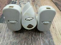Glade PlugIns AirWick Scented Oil Air Freshener Adjustable Warmer Lot of 3