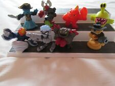 2014 MCDONALDS SKYLANDERS SWAP FORCE SET LOT 8 FIGURES¤