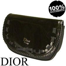 100% Autentico Ltd Edition Couture di Dior Addict Bellezza Trucco ~ ~ Borsa Da Viaggio Nero