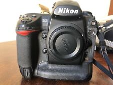 Nikon D3 12MP f/2.9x Digital SLR Camera Body - Mint Condition. Just cleaned .