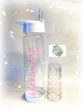 Exact WATER BOTTLE  LOVE this ISLAND style personalised water bottle