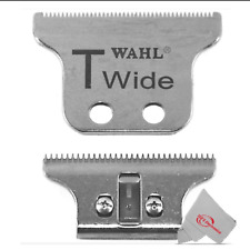 Wahl Detailer Professional T Wide Adjustable Trimmer Blade Set # 2215