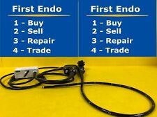 Pentax Eg 3670urk Ultrasound Gastro Endoscope Endoscopy 429 S9 Need Repair
