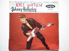 Johnny Hallyday 45Tours EP vinyle Kili Watch vogue