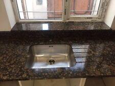 Granite | Baltic Brown | Sample | Kitchen Worktops