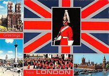 BR83040 greetings from  london military militaria uk