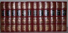Easton Press KINGS & QUEENS OF ENGLAND 12 vols Henry Victoria Charles William