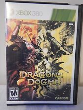 Dragon's Dogma  (Microsoft Xbox 360, 2012)