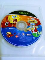 SpongeBob SquarePants Movie (Microsoft Xbox, 2004) Game Disc Only - Tested!
