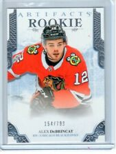 2017-18 Artifacts #RED187 - ALEX DeBRINCAT - RC - Chicago Blackhawks EXCH - MINT