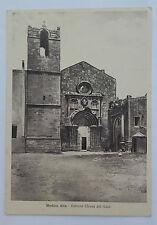 MODICA ALTA (RG)  Esterno Chiesa del Gesù, cartolina nuova