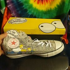 Converse The Simpsons Bart Homer Trainers 146808F MINISTRY OF SHOES APPROVED!