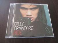 cd album billy crawford ride