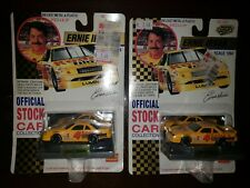 Ernie Irvan 1/64 Scale Road Champs Official Stock Car Collection, 1992 Diecast