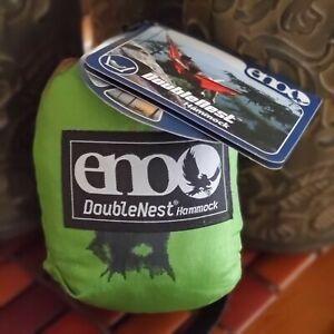 BRAND NEW ENO DoubleNest Tie Dye print  hammock Eagles Nest Outfitters