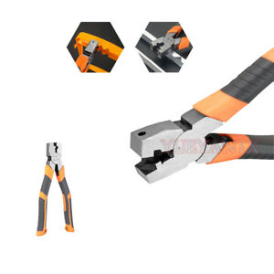 Aluminium Buckle Clipers Pliers with Ouverhal Hole and 90 Degree Cutter