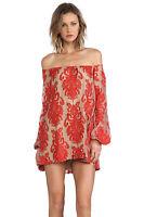FOR LOVE & LEMONS Precioso Mini Dress Size L Orig. $193 NWT