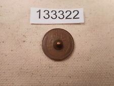 1918 Lincoln Wheat Cent - Partial Button - Nice Collector Item - # 133122