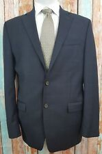 Ralph Lauren Size 42L Houndstooth And Windowpane 2 Button 2 Piece Wool Mens Suit