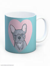 Mug Tea Coffee Cup Cute French Bulldog Lovers Novelty Birthday Xmas Gift Present