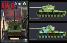 Takom (三花) 1/35 Soviet Super Heavy Tank KV-5 #2006 *New*