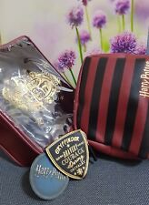 PRIMARK HARRY POTTER GRYFFINDOR 3 IN 1 MAKE UP / COSMETIC / TOILETRIES BAG - BN