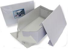 """PME Cake Sugarcraft Baking Decoration Bakery Box Oblong 330 x 228mm (13 x 9"""")"""