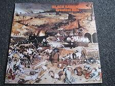 Black Sabbath-Greatests Hits lp-1981 Spain-rock-NEMS Edigsa - 16l0143-33 u/min