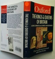 OXFORD The KINGS & QUEENS of BRITAIN    John Cannon & Anne Hargreaves