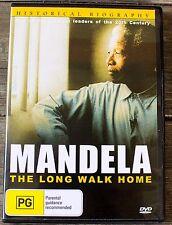 Mandela - The Long Walk Home (DVD, Region 4)