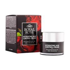 Crema viso idratante anti età Royal Rose,for men,rosa+argan
