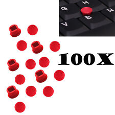 100X NEW Trackpoint Cap Soft Rim Mouse Pointer for Lenovo T410 T510 X200 R400 US
