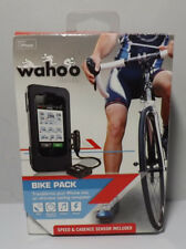 Wahoo Bike ANT+ Speed Cadence Sensor Cycling Biking + Case for iPhone 4 4s NEW